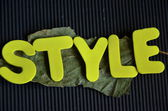 Style — Stock Photo