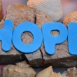Hope — Stock fotografie #38871721