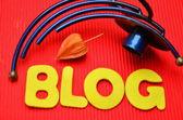 Blog — Fotografia Stock