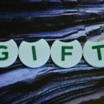 regalo — Foto de Stock
