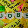 Stock Photo: Jobs