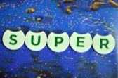 Super — Stock Photo