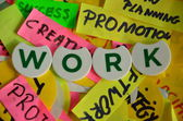 Work — Stock Photo