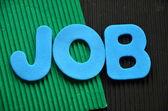 Word job — Stock Photo