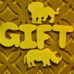 Gift — Stock Photo #39649395