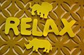 Relaxovat — Stock fotografie