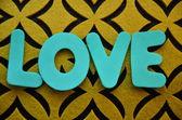 Amor — Foto de Stock