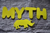 Myth — Stock Photo