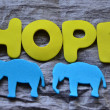 Hope — Stock fotografie #40209081