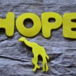 Hope — Stock fotografie #40209103