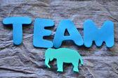 Team — Stock Photo