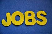 Woord banen — Stockfoto