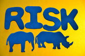 Risk — Stock Photo