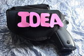 Word idea — Stock Photo