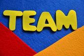 Team — Stock fotografie