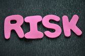 Risk — Stock fotografie