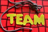 Word team — Stock fotografie