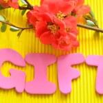 Gift — Stock Photo #45907897