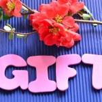 Gift — Stock Photo #45908005