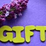 geschenk — Stockfoto #46346127