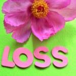 Loss — Stock Photo #47437889