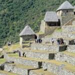 Machu Picchu, Peru - archaeological site — Stock Photo