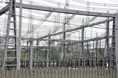 Planta de eletricidade — Fotografia Stock