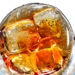 Stock Photo: Glass of Cola