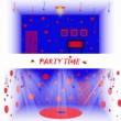 Party time 3d — Stock Photo #19453331