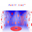 Royalty-Free Stock Photo: Party time