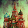 St. Basil Cathedral — Stock Photo #22031719