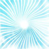 Sun burst retro illustration — Photo