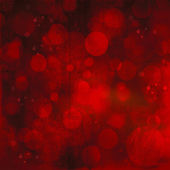 Red defocused lights background. abstract Bokeh red lights — Stock Photo