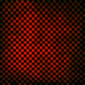 Abstract red checkered background — Stock Photo