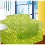Interior design — Stock Vector