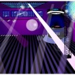 Night club interior — Stock Vector #13414569