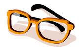眼镜 — 图库矢量图片