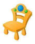Vector chair — Stock Vector