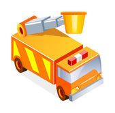 Vettore icona camion — Vettoriale Stock