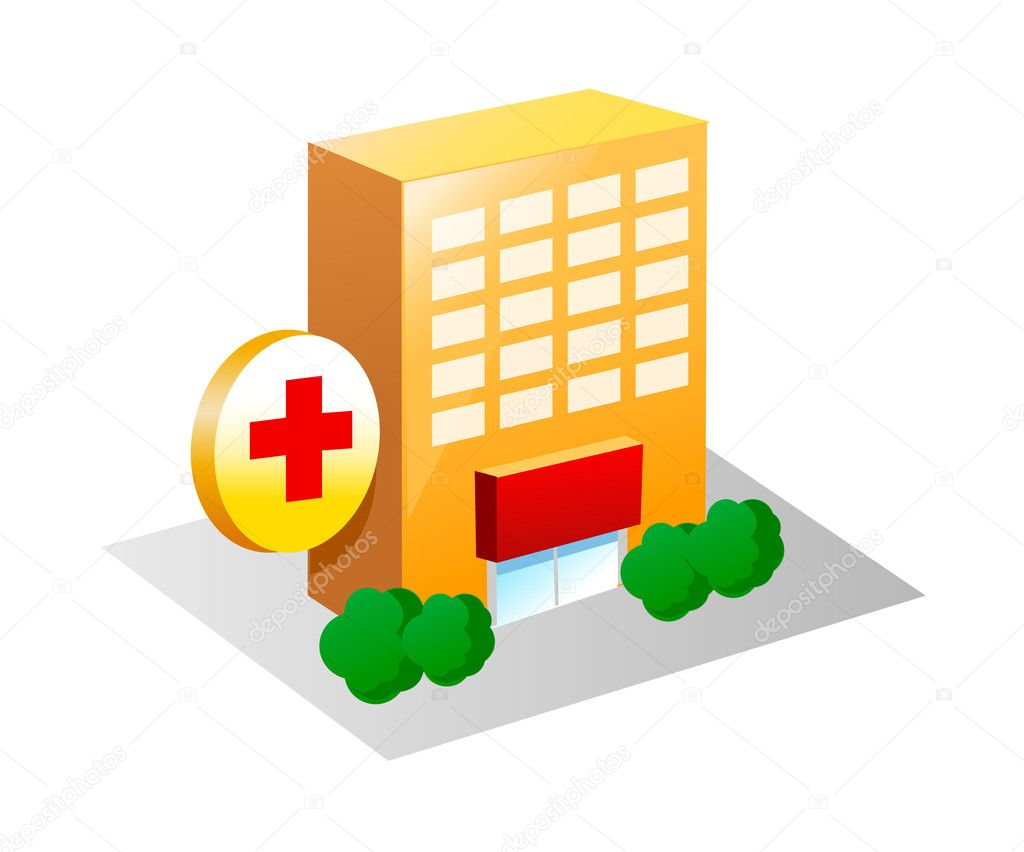 Hospital Place Stock Illustrations, Cliparts And Royalty Free ...