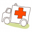 Ambulance — Stock Vector #13448924