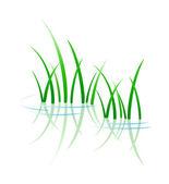 Vector icon leaf — Stock Vector