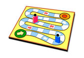 Icon board game — Stock Vector