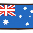 National flag of Australia — Stock Vector