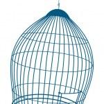 Birdcage — Stock Vector #13453450