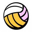 Volleyball — Stock Vector #13456662