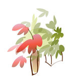 Remarkable plant — Stock Vector