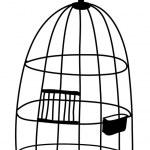 Birdcage — Stock Vector #13462064