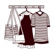 Clothing — Stock Vector #13462204