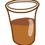Vector cup — Stock Vector